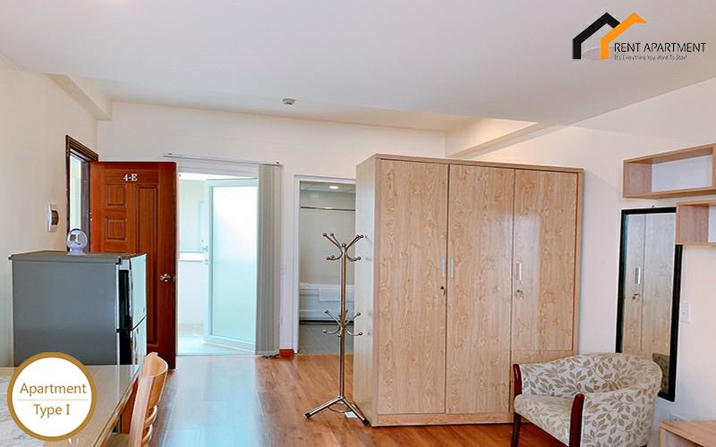 apartment livingroom toilet window Residential