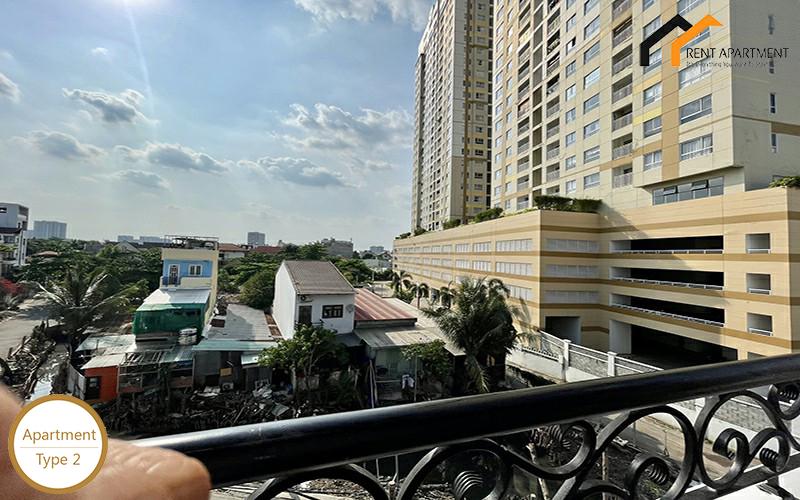 apartments area binh thanh window properties