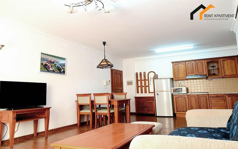 apartments terrace wc flat rent