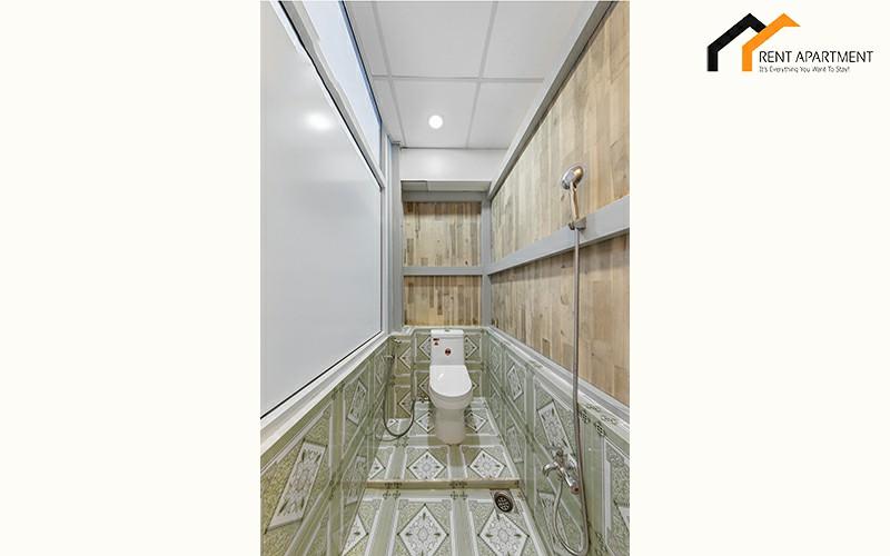 renting Storey toilet flat estate