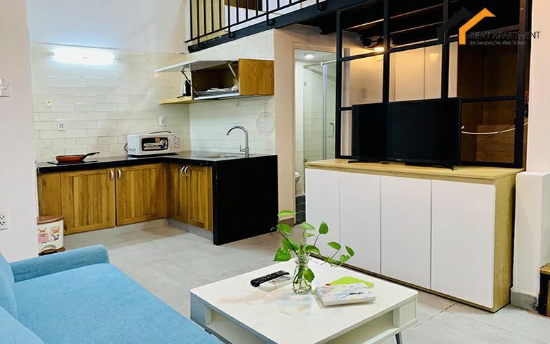 Apartments table binh thanh condominium district