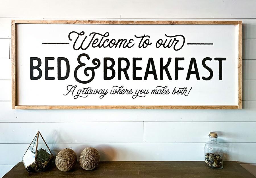 tìm hiểu bed and breakfast
