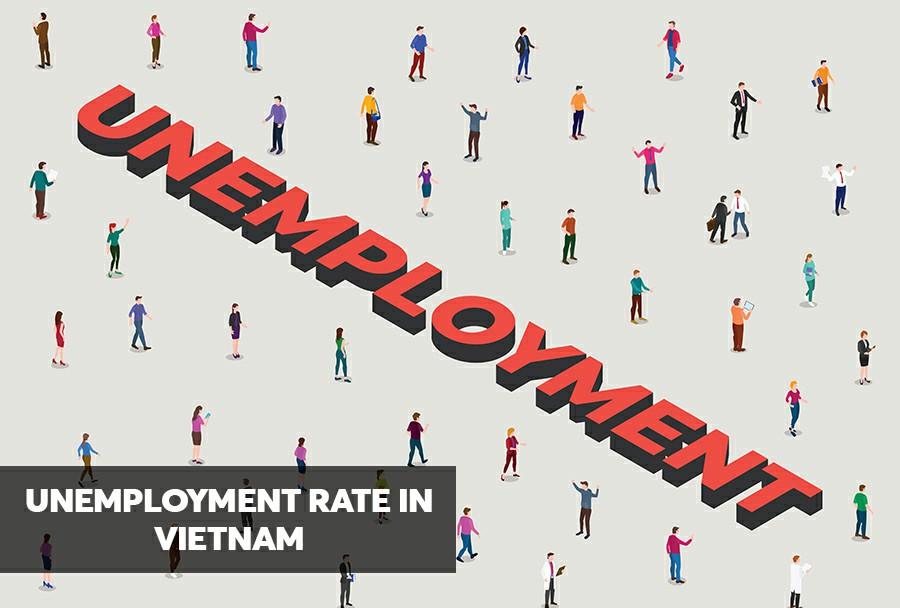 Unemployment rate in Vietnam