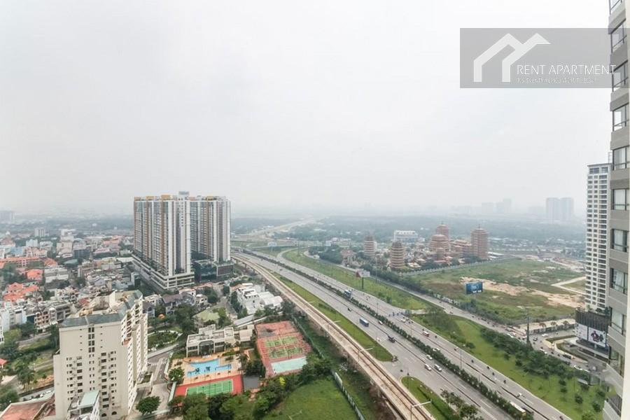 Apartments Duplex Architecture serviced district