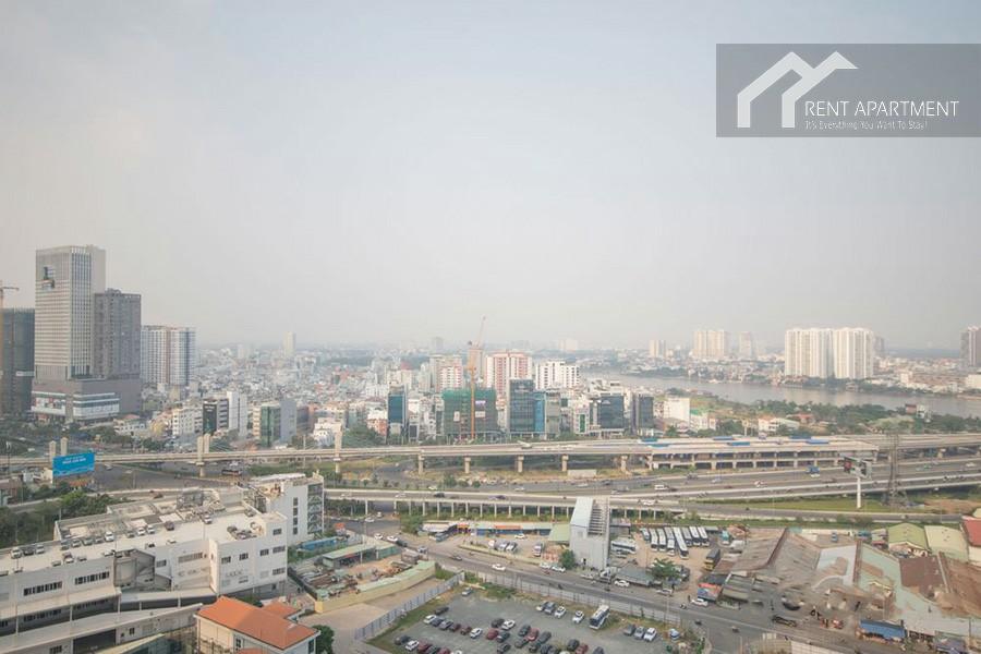 Apartments area wc condominium district