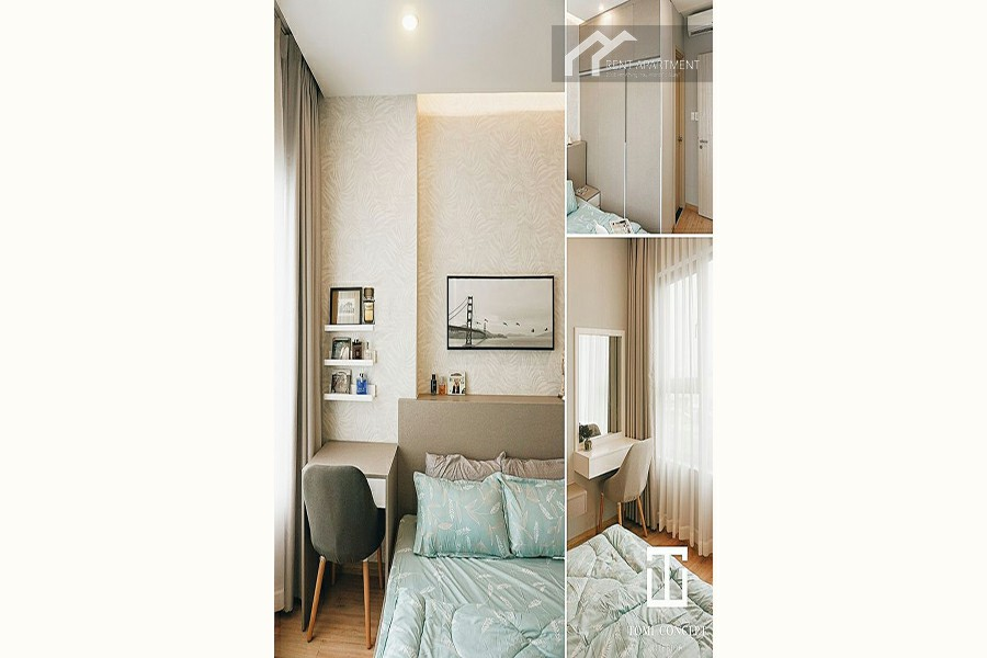 Apartments bedroom wc serviced district