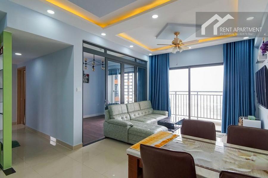 Apartments building wc service rent