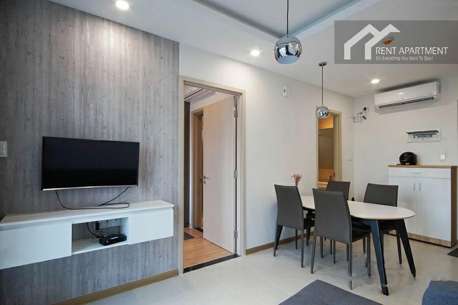 Apartments fridge furnished leasing deposit