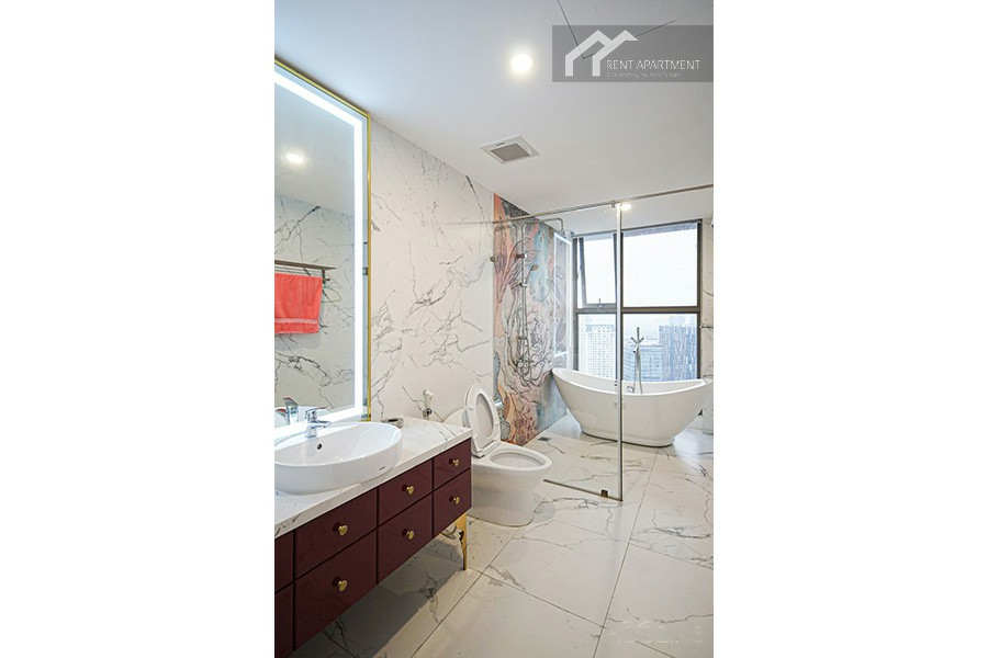 House area toilet flat contract