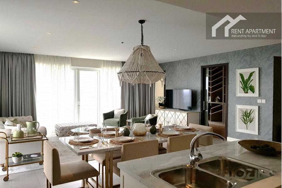 Real estate dining furnished studio owner