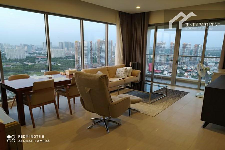 Real estate livingroom lease renting district