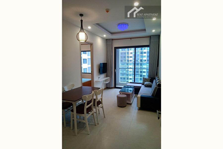 Saigon Housing furnished flat rent