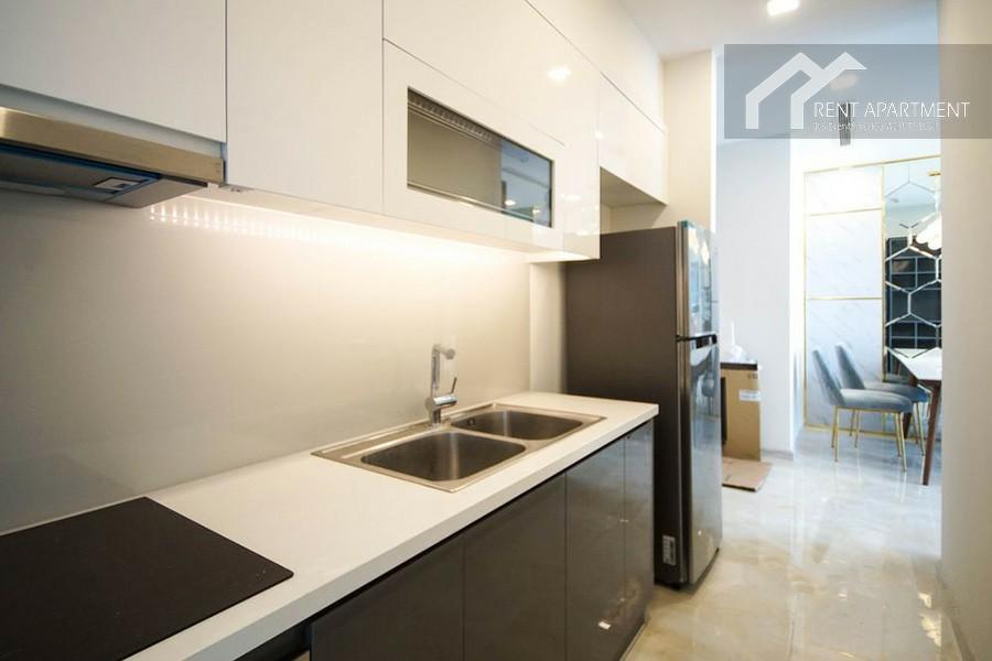 Saigon Housing kitchen stove rent