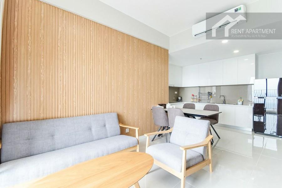 Saigon area furnished serviced properties