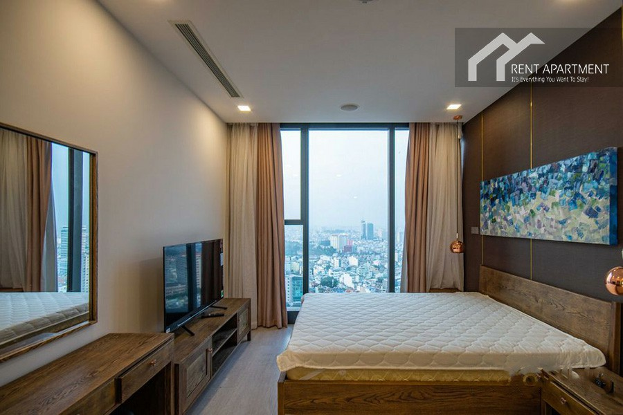 Saigon bedroom Architecture renting deposit