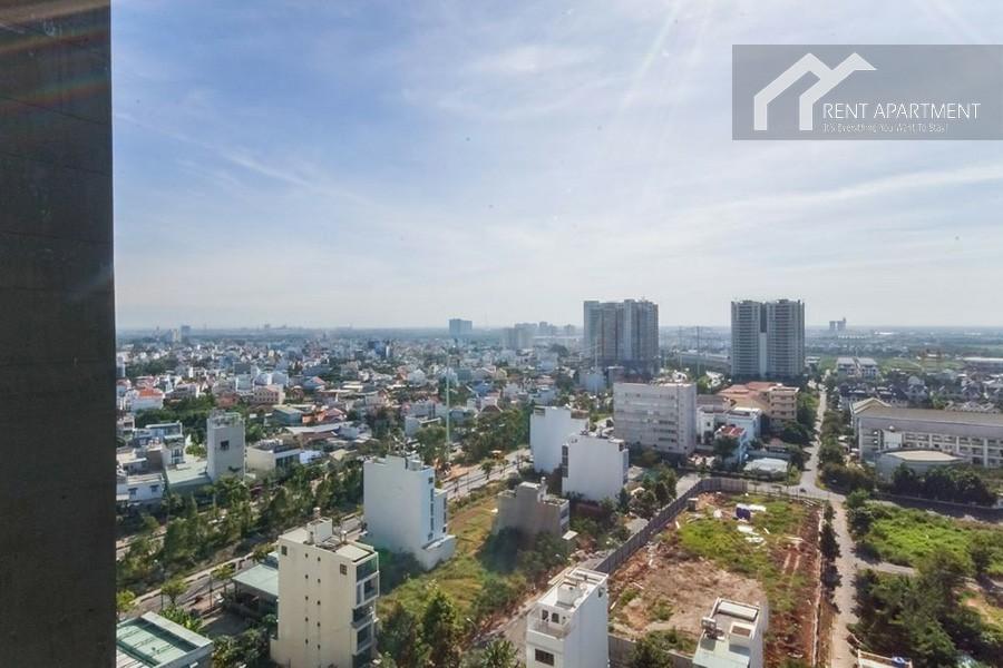 Saigon building furnished House types rentals