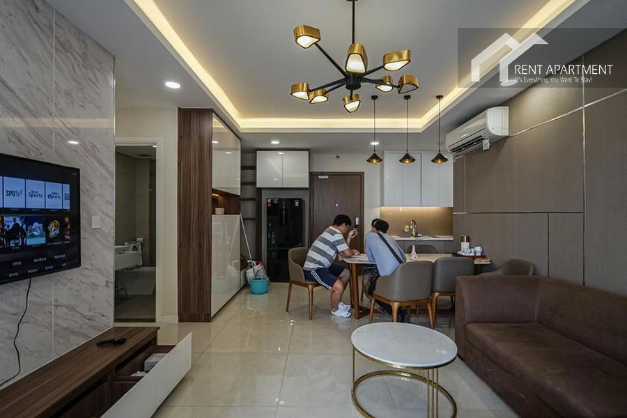 Saigon building rental condominium Residential
