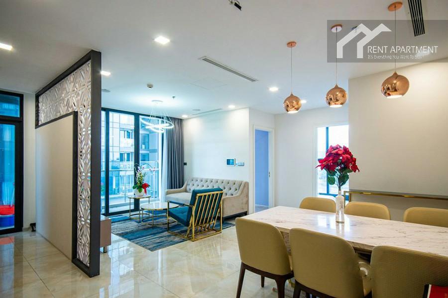Saigon condos rental serviced rent
