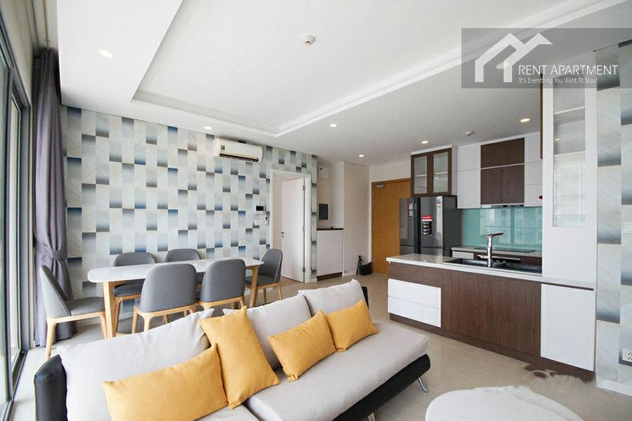 Saigon dining garden apartment property