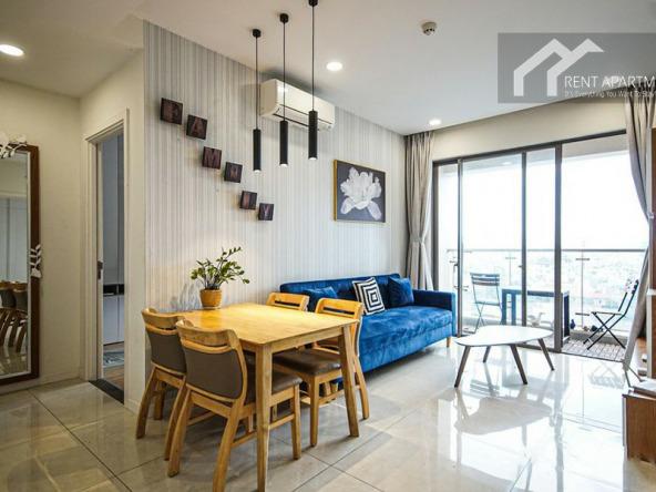 Saigon fridge toilet condominium tenant