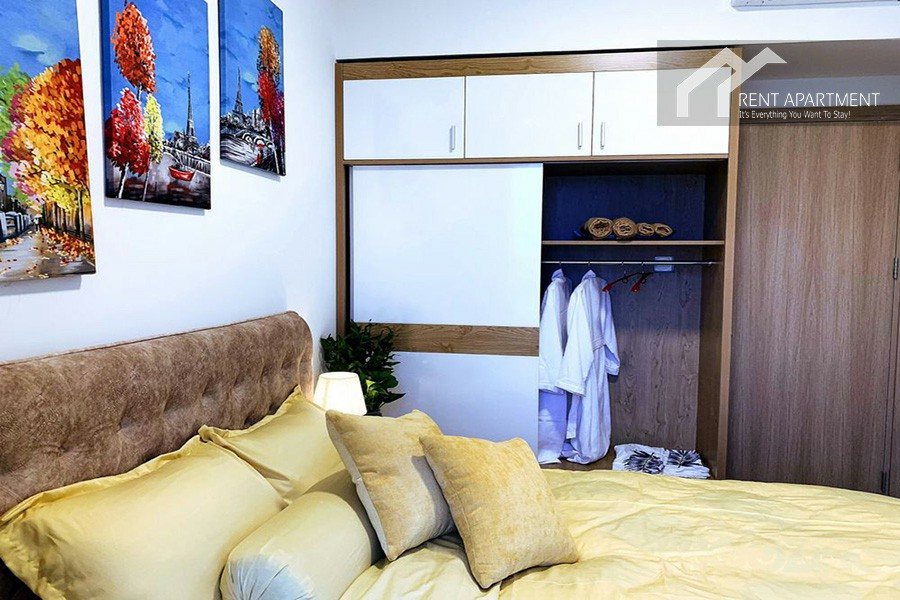 Saigon garage furnished apartment estate