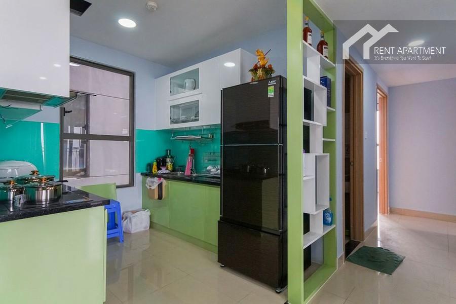 Saigon garage kitchen apartment properties