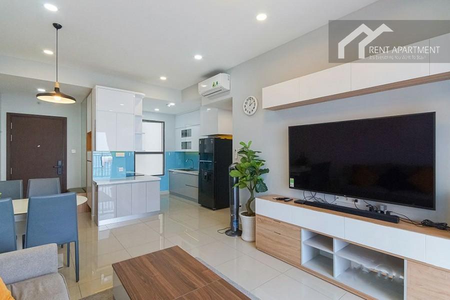 Saigon livingroom lease serviced district