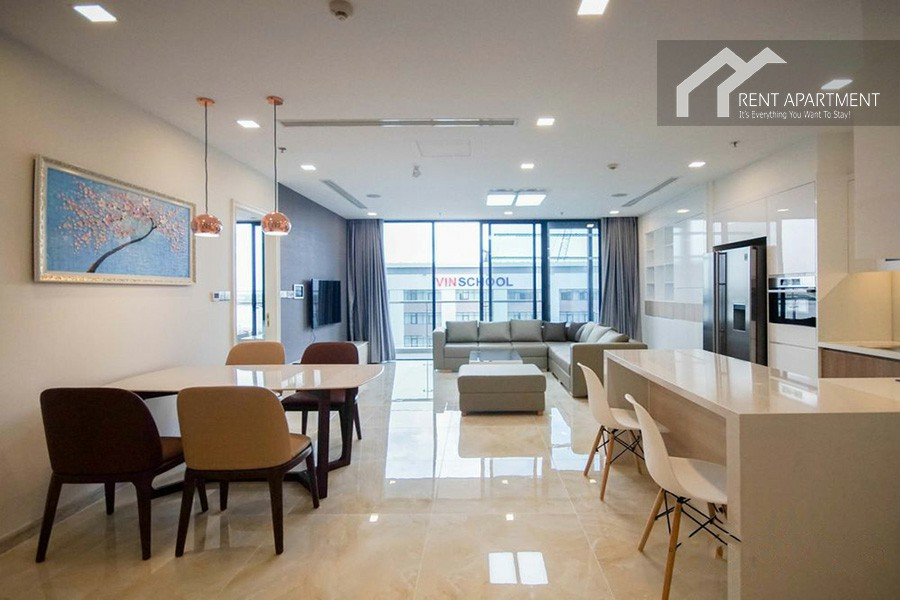 Saigon terrace bathroom apartment rent