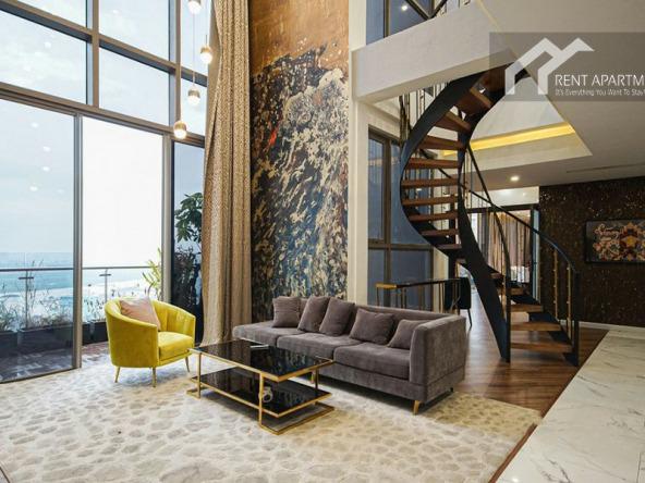 Storey livingroom room serviced Residential