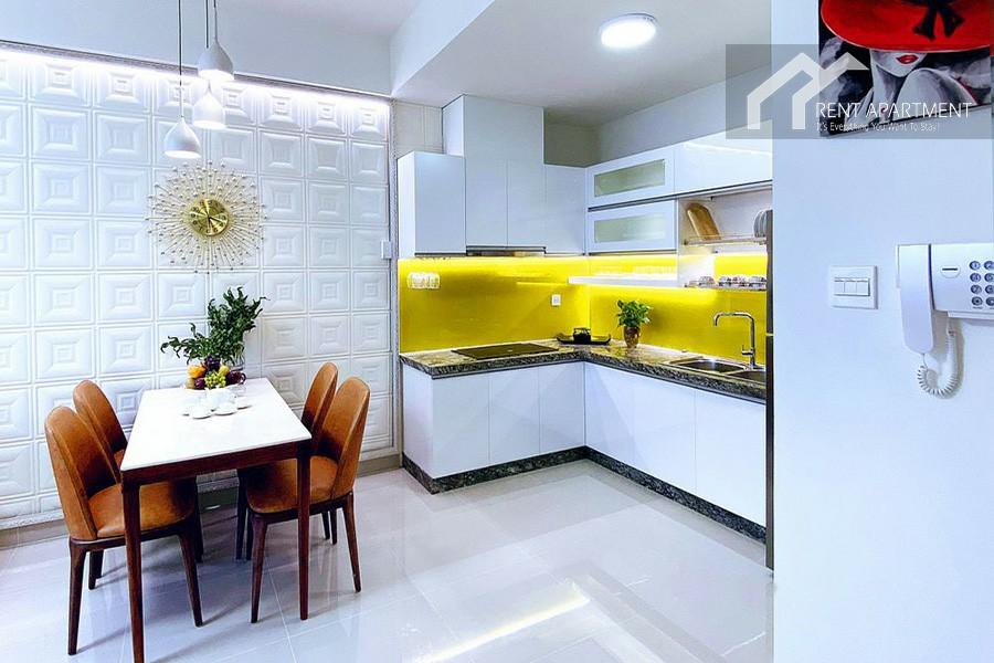 Storey table kitchen apartment landlord