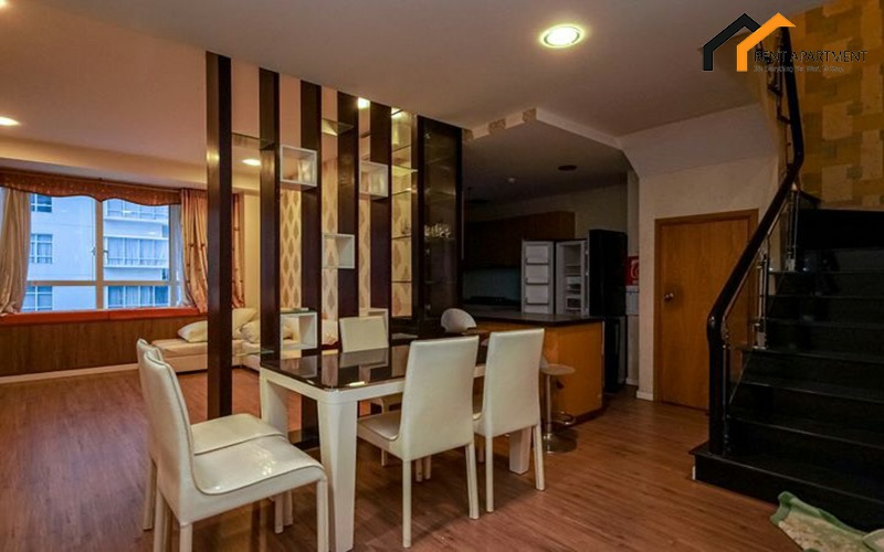 apartment Storey furnished leasing estate
