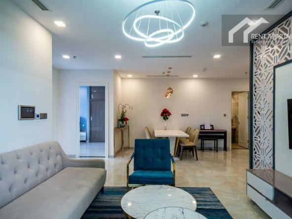 apartment building garden apartment district