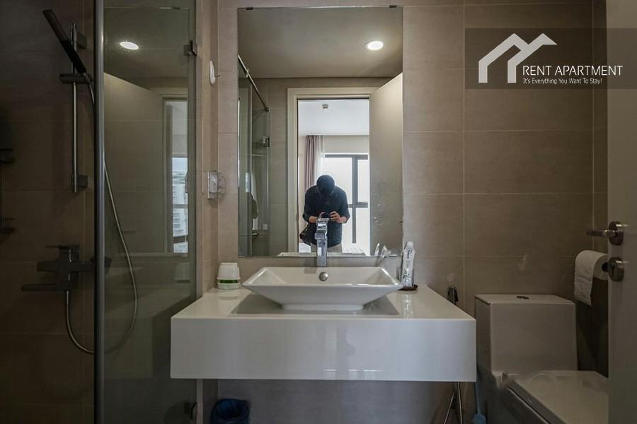 flat fridge toilet apartment rentals