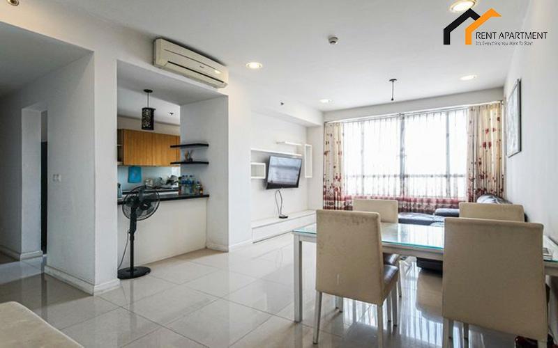 saigon Duplex Elevator flat rent