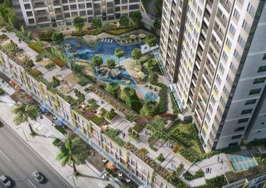 Masteri An Phu apartment for rent